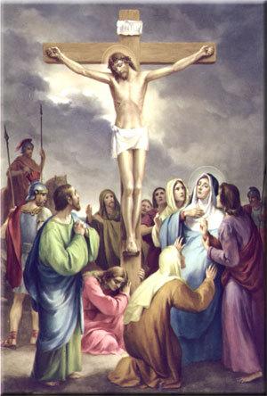 Tĩnh Tâm Bảy Lời Cuối Chúa Giêsu